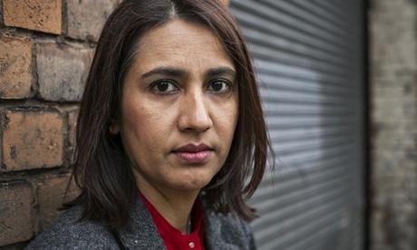 Muslim Women's Network chair : 'a lot of women suffer in silence'