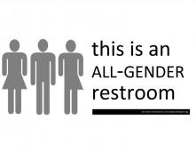 Aus Etats-Unis, les toilettes non-genrées s'imposent lentement mais sûrement