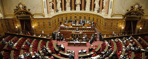 La proposition de loi sur la prostitution finalement examinée au Sénat