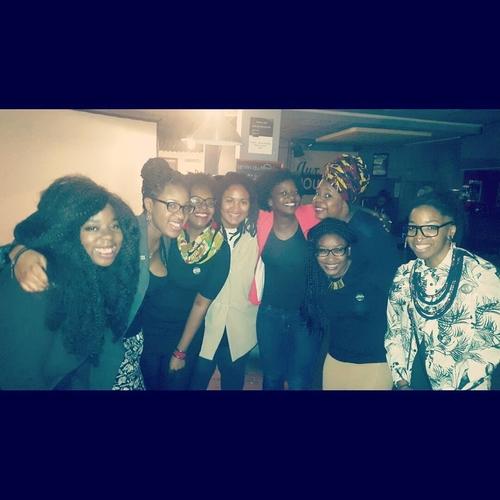 Conférence Afroféministe autour d'