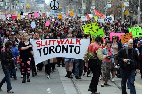 SlutWalk, #Hashtag Activism and the Trouble with White Feminism
