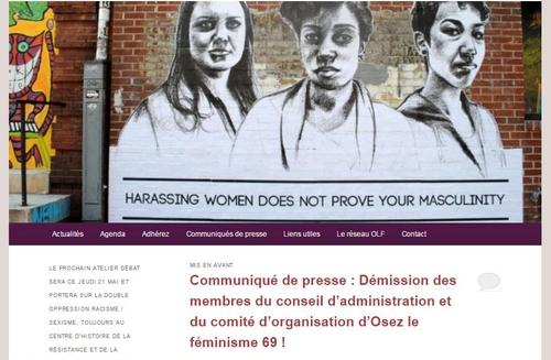 Désaccord sur le voile : les militantes lyonnaises d'Osez Le Féminisme claquent la porte