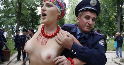 Les Femen, un féminisme de type néocolonial