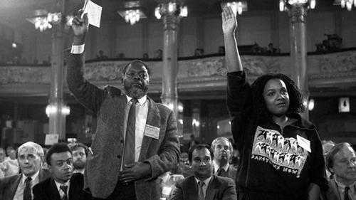 Britain's First Black Woman MP
