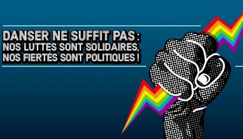 Gay Pride : où sont les revendications politiques ? Notre