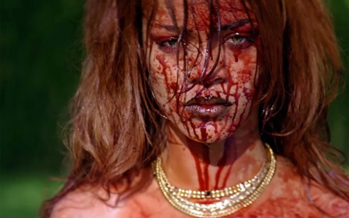 This Is What Rihanna's BBHMM Video Says About Black Women, White Women and Feminism