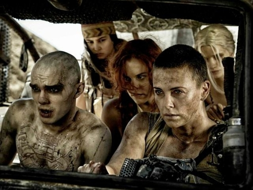 'Vagina Monologues' author consulted to inject feminism into 'Mad Max: Fury Road' female characters