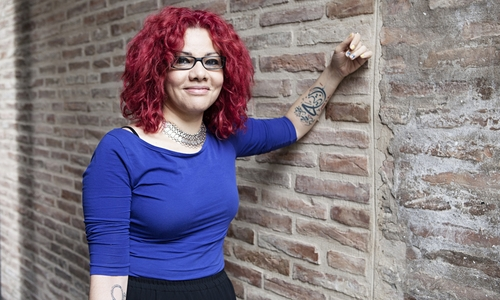 Mona Eltahawy: 'All religions are obsessed with my vagina'