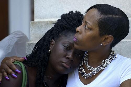 Le tireur de Charleston a tué principalement des femmes noires