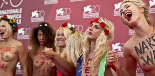 Femen : exploitation et produits dérivés