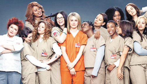 How 'Orange is the new black