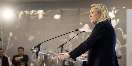 A Lille, Marine Le Pen attendue (en vain) par la Manif pour tous