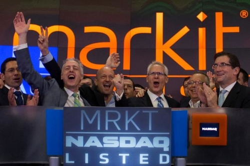 Markit Combines with IHS