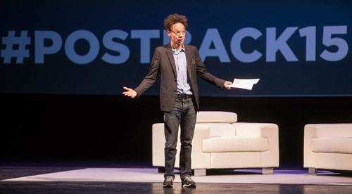 Malcolm Gladwell's problem with data