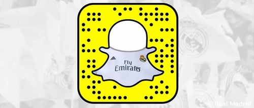 Real Madrid win the Content Strategy El Clasico thanks to new Signing Snapchat