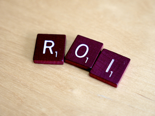 How do you measure ROI on Social Media?