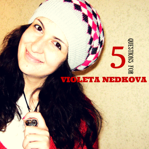 'Get social': 5 questions for Violeta Nedkova