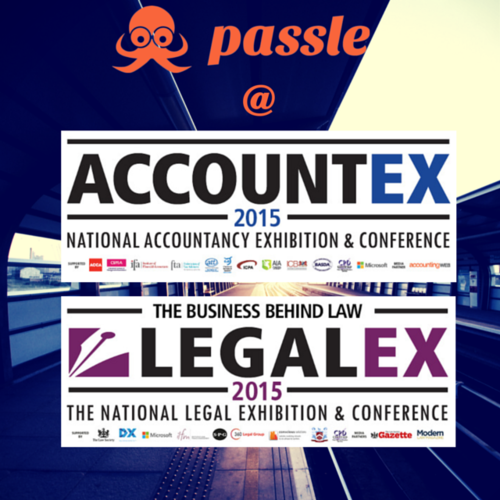 Passle at Legalex and Accountex