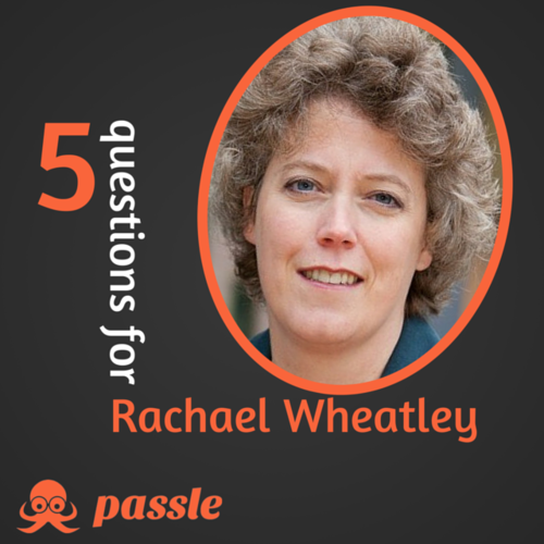 'The solution? Communication': 5 questions for Rachael Wheatley
