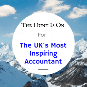 The hunt is on for the UK's most inspiring accountant