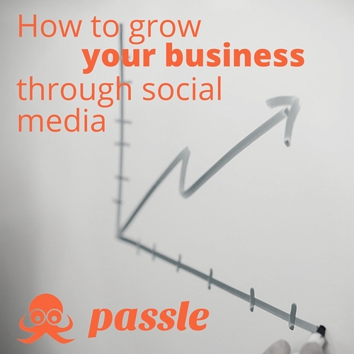 How to grow your business through social media