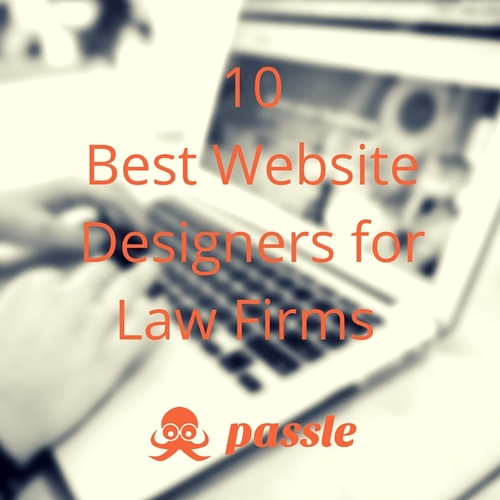 10 of the best website designers for law firms (UK)