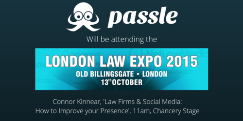 Passle at the London Law Expo 2015