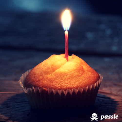 Happy birthday to our newsletter!