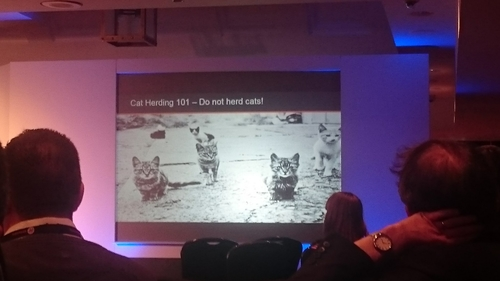 Lessons from B2B Intech #4: Cat Herding