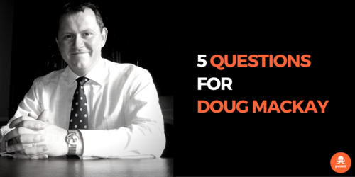 'The working week is far too long for it to just be about money': 5 questions for Doug Mackay
