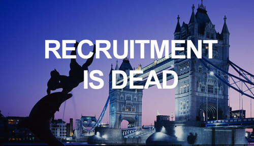 'Recruitment is dead' - How recruiters are transforming into marketeers