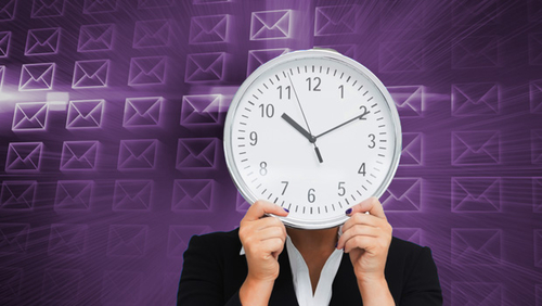 Which is the best day of the week to send your email newsletter?