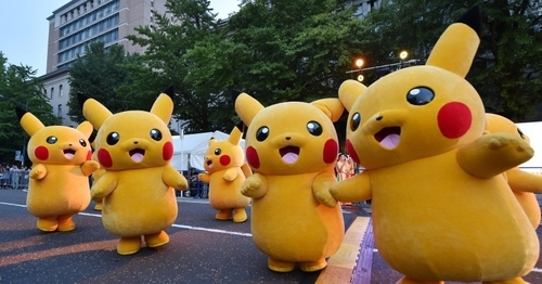 Good content marketing = when a lawyer teaches you something about Pokemon Go...