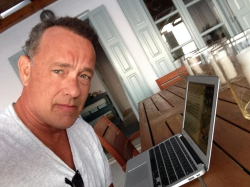 Tom Hanks' Typewriter App Shoots To The Top Of The App Store
