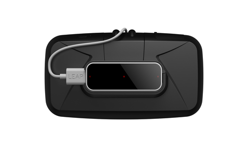 Leap Motion Launches VR Headset Mount For Its Hand-Tracking Controller