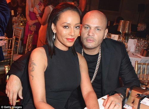 Mel B 'ready to divorce Stephen Belafonte' after he fled to America with their daughter... while his