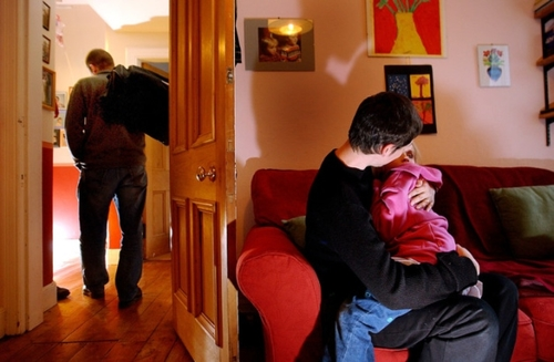 MP backs dad's call for Child Maintenance Service reform