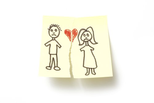 Excellent tips on helping children through the divorce process