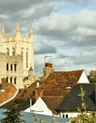 Bury St Edmunds will administer London divorces