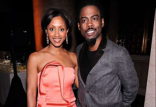 Chris Rock's wife seeking huge payout in divorce.