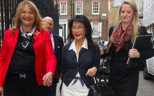 Laura Ashley boss divorce battle racks up £5m legal bill