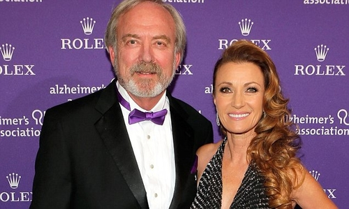 Jane Seymour finalises her divorce from actor James Keach after 22 years of marriage