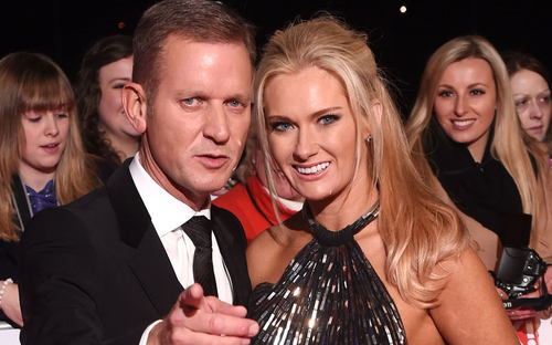 Jeremy Kyle divorces wife in 20 seconds