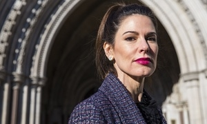 Saudi billionaire denied diplomatic immunity in UK maintenance battle | UK news | The Guardian