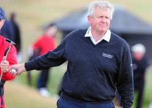 Golfer Colin Montgomerie confirms news of divorce from second wife