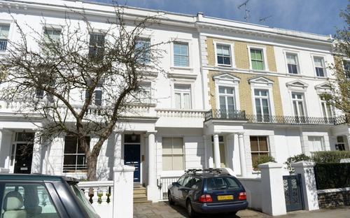 Family home sold in a third of 'silver' divorces