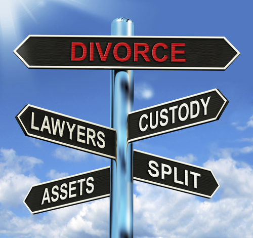 New centralised divorce system