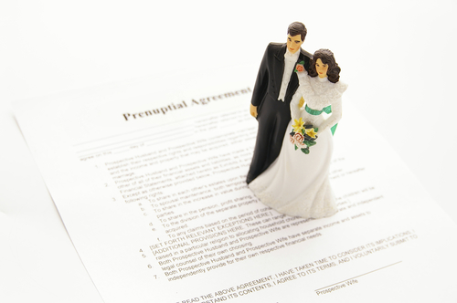 Looks Like We're Moving Towards Legally Binding Pre-Nuptial Agreements