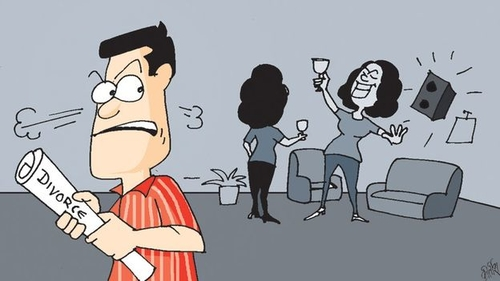 Party girls and too much sex: Why some Indian men seek divorce