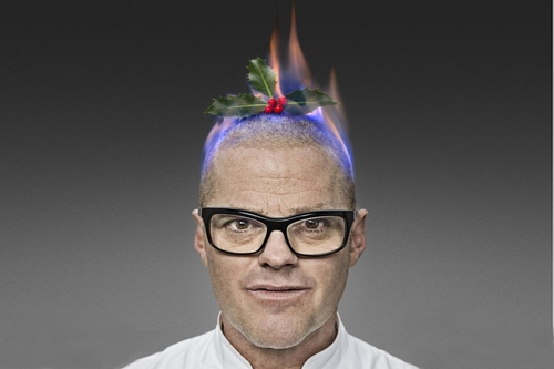 Heston Blumenthal says his meal stopped a couple's divorce